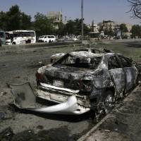 Bomber kills 18 after car chase in Damascus