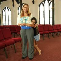 Among 13 sheltered in churches, housekeeper mom of four U.S. kids welcomes role as symbol in deportation fight