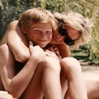 Princes William, Harry remember their final telephone conversation with their mother