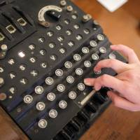 Bought for €100, World War II Enigma machine fetches €45,000 at auction