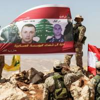 Hezbollah says it's almost done clearing Lebanon-Syria border of al-Qaida-linked fighters
