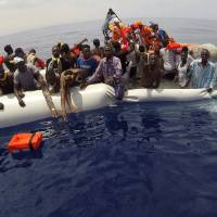 Italy plans to deploy ships to Libyan waters by late August to block migrant flow