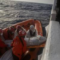 Italy seeks 'code of conduct' for charity ships rescuing migrants as death toll rises