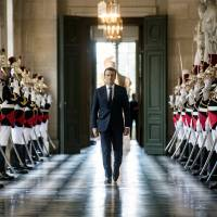 Gathering lawmakers to Versailles, Macron issues ultimatum on timescale for reforms