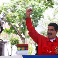 Venezuela opposition seeks 48-hour general strike over Maduro's plan to rewrite constitution