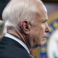 McCain, expected to save health bill, became its executioner