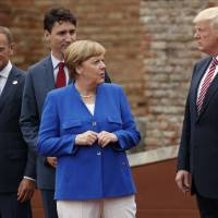 Merkel camp's election program no longer refers to U.S. as 'friend' amid Trump chill