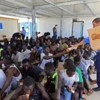 Libya rescues 278 Europe-bound migrants in two operations