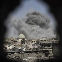 In final stages of Mosul fight, U.S. forces play a larger role
