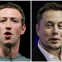 Zuckerberg, Musk spar over the potential threat to humanity from AI