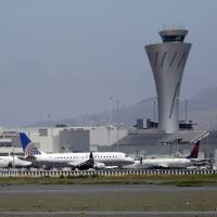 Passenger jet came within around 30 meters of hitting two other planes at San Francisco Int'l Airport