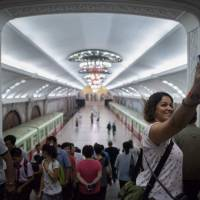 For American tourists, a final chance to see North Korea with their own eyes