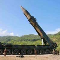 North Korea apparently used Chinese timber truck for to carry ICBM, evading sanctions