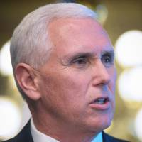 Pence camp denies knowledge of Trump Jr.-Russia meeting, says he wasn't on ticket at time