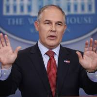 Records show EPA chief Pruitt jetted off for weekends on taxpayer's dime: watchdog