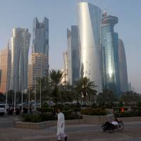 At talks in Cairo, Qatar rivals look to next move to end Persian Gulf crisis