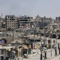 U.S. military advisers on ground inside Islamic State stronghold of Raqqa: colonel