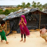 UNHCR chief: Rohingya refugees face lengthy stay in squalid Bangladesh camps amid 'dire state' in Rakhine