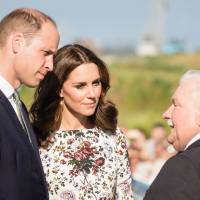 Prince William, Kate visit Nazi concentration camp, Gdansk
