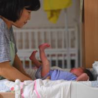 South Korean child protection law sees more abandoned babies