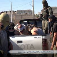 Al-Qaida in Syria snuffs out competition in war-torn country's northwest