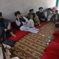 Afghan police hunt for 30 villagers after deadly mass abduction blamed on Taliban
