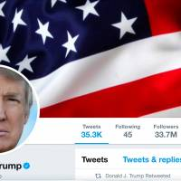 Twitter users sue Trump, argue his blockage of their accounts violates First Amendment