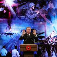 A year after attempt to oust Erdogan, crackdown shakes pillar of Turkish state