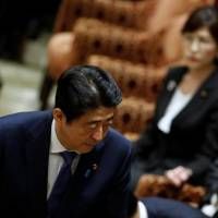 Abe seen looking to replace scandal-hit defense chief Inada with old hand