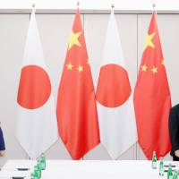 Abe, Xi hold talks at G-20 summit as North Korea threat looms