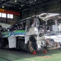 In deadly Nagano bus crash, warning signs of unfit driver should have been checked: probe