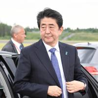 Abe to reshuffle Cabinet, LDP execs in early August