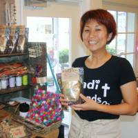 Aichi woman opens cafe to support Nepalese women rescued from sex trade