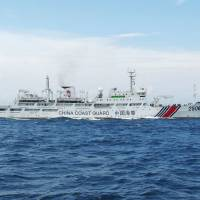 Chinese ships making surprise appearances in other parts of Japan