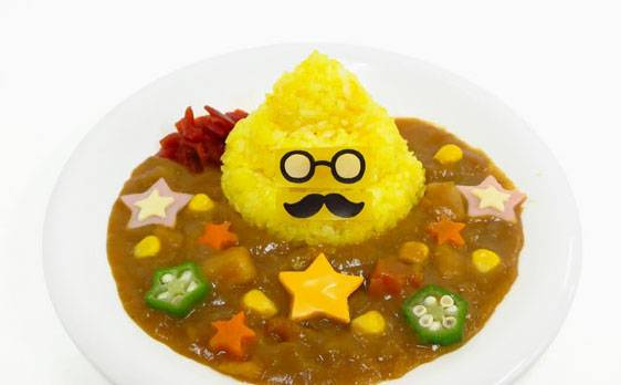 'Poop' food reigns as Unko Sensei visits Namjatown