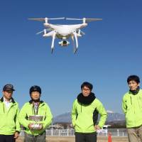 Drone pilot classes in demand as skilled operators needed for disaster response