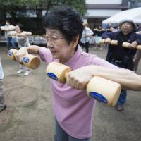 Thanks to 'rejuvenation,' definition of elderly should go up 10 years, Japanese researchers say