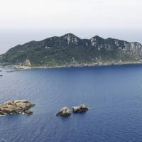 Visitors to be banned from Japan's men-only UNESCO island starting in 2018
