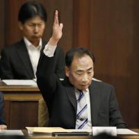 Kagoike requests investigative Osaka assembly panel over school plan