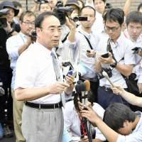 Ex-chief of scandal-hit school operator summoned for questioning over subsidy fraud