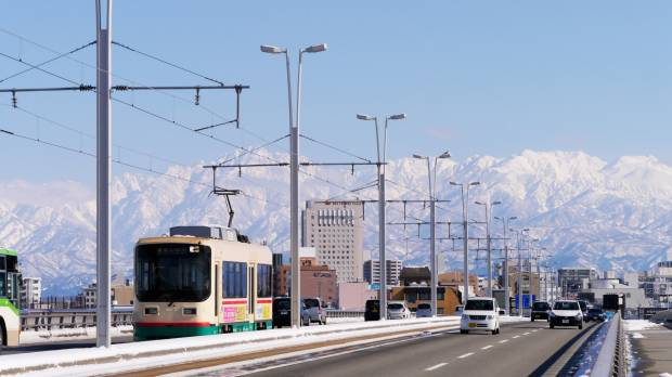 Toyama embarks on compact redesign to foil natural disasters, depopulation at same time