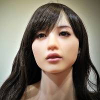 'Love dolls' feature silicone skin that is soft to the touch to enhance the verisimilitude of human contact. | YOSHIAKI MIURA