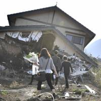 Woman seriously injured after quakes rattle Japan from Hokkaido to Kyushu