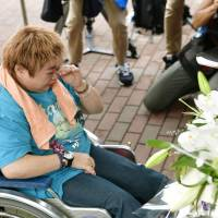 One year after mass murder at care home for disabled, no hint of remorse from suspect