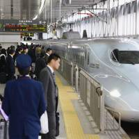 Security cameras to be installed on Kyushu shinkansen in run-up to 2020 Olympics