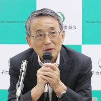 Japan's nuclear safety chief raps Tepco's attitude on Fukushima No. 1 crisis, restarting other reactors