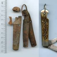 Nikumaroro atoll; a penknife purportedly identical to one Amelia Earhart had on board the Electra has been found on the atoll. | TIGHAR