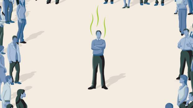 How not to create a stink at the office