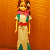 Second generation (1972-81): Licca-chan dolls in the 1970s were interested in lifestyle pursuits. | MANAMI OKAZAKI