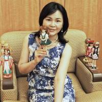 Kumi Ikeda is a 52-year-old collector who owns close to 1,000 Licca-chan dolls. | MANAMI OKAZAKI